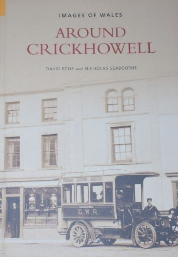 Around Crickhowell, by David Edge and Nicholas Seabourne